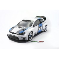 Mon-Tech WR4 Rally Body 190mm