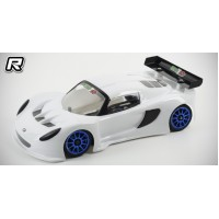 Mon-Tech Racing LTS-GT 1/12th scale body shell
