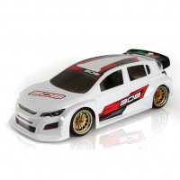 Mon-Tech 308 TCR FWD Body 190mm